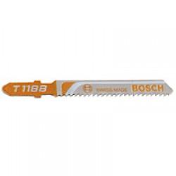 Bosch T118B Jigsaw Blades (Pack of 5)