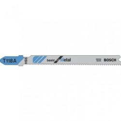 Bosch T118A Jigsaw Blades (Pack of 5)