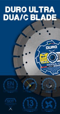 Duro Ultra DUA/C Blade - Watsons Blades